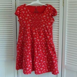 Girl's Pretty Summer Dress Size 4T